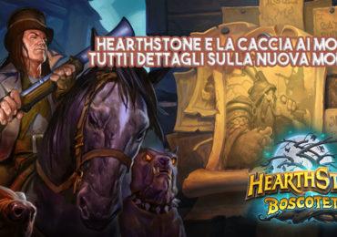 Hearthstone e la Caccia ai Mostri, tutti i dettagli sulla nuova modalità