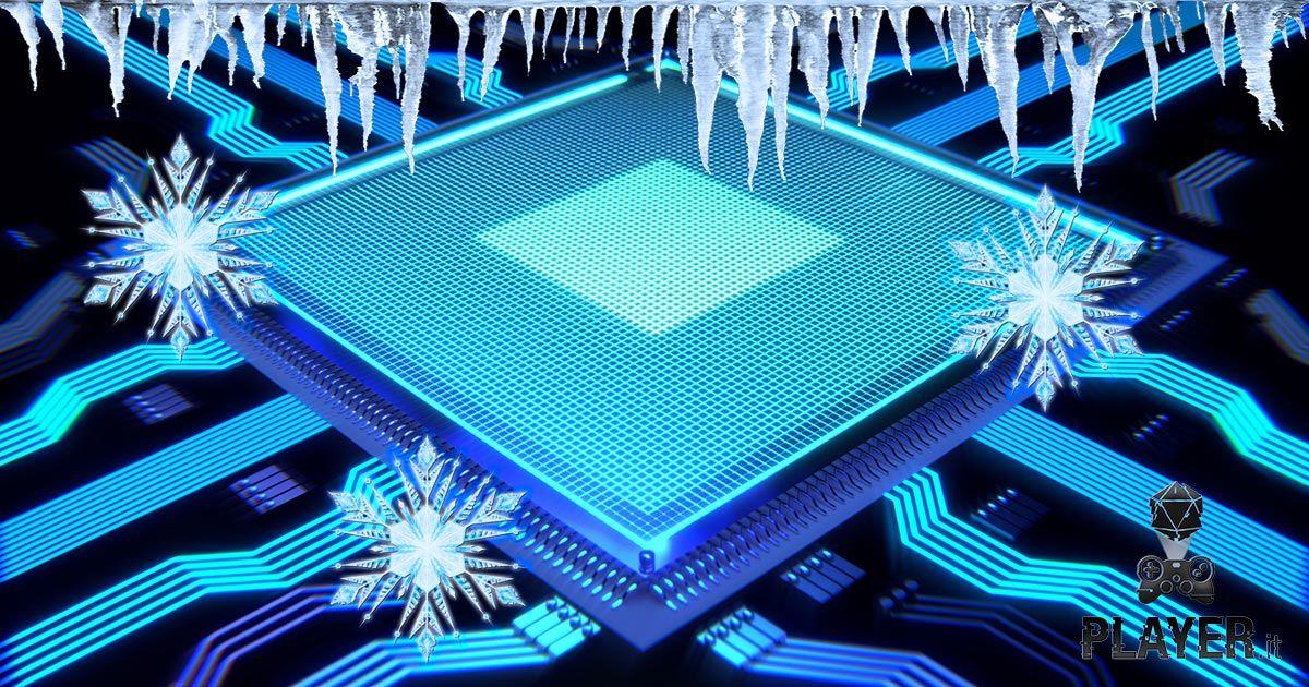 Raffreddamento processore, PC cooling, raffreddamento ad aria, dissipatore CPU, raffreddamento a liquido