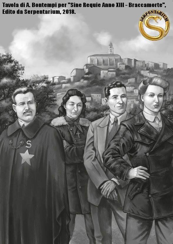 Sine Requie Anno XIII - Il testimone Scomodo