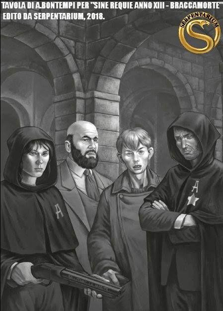 Sine Requie Anno XIII - La Santa e la Strega