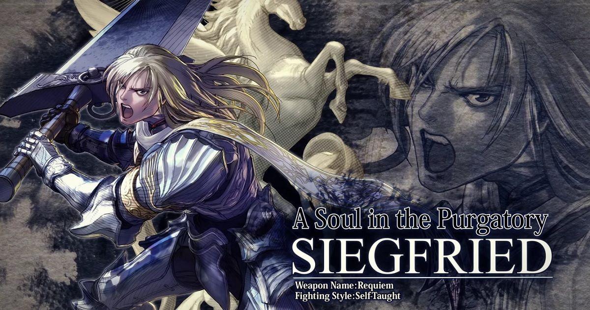 Soul Calibur VI: Siegfried torna sul campo di battaglia
