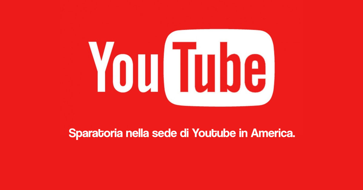 Sparatoria YouTube