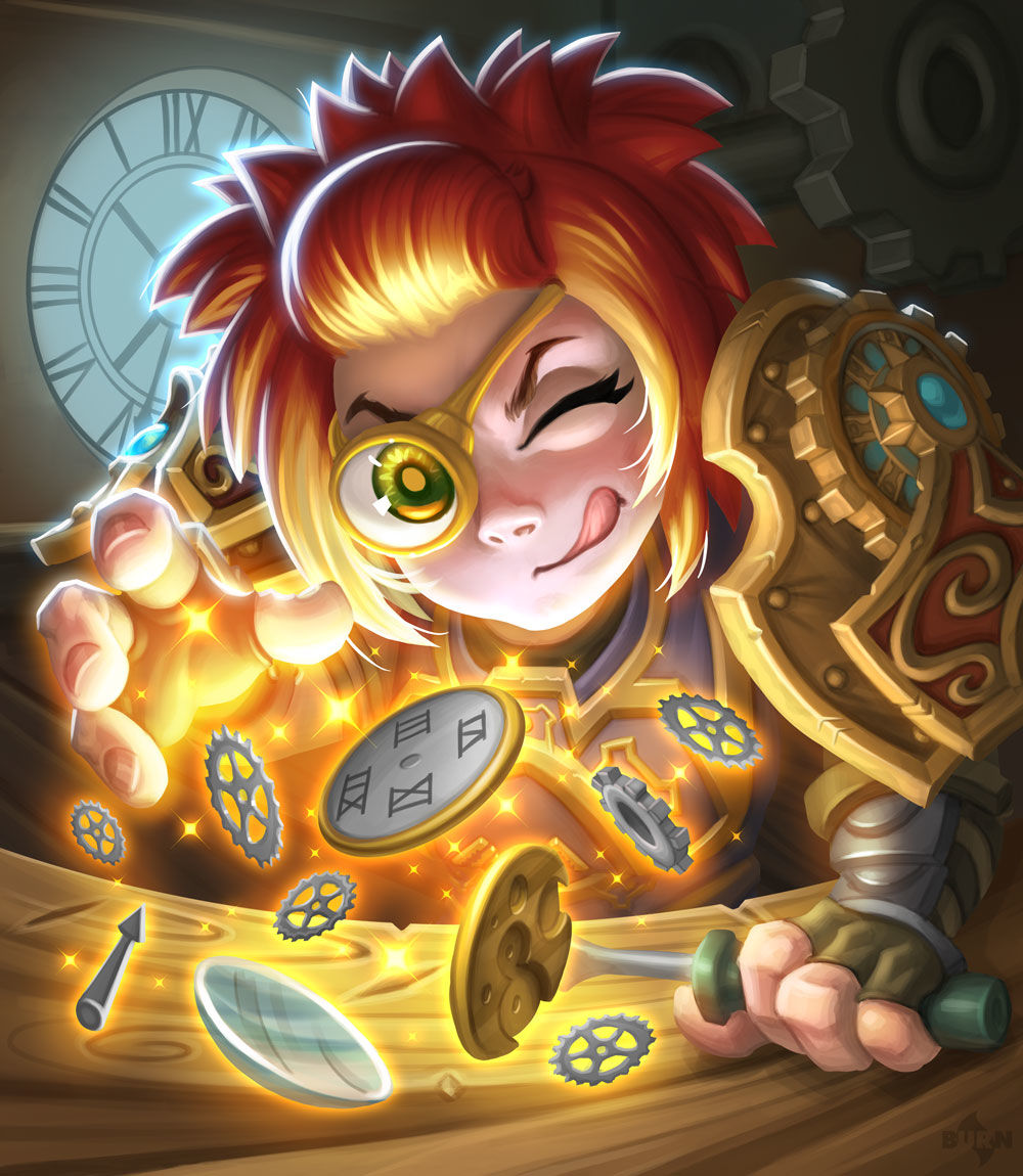 toki hearthstone, hearthstone witchwood, hearthstone boscotetro, monster hunter
