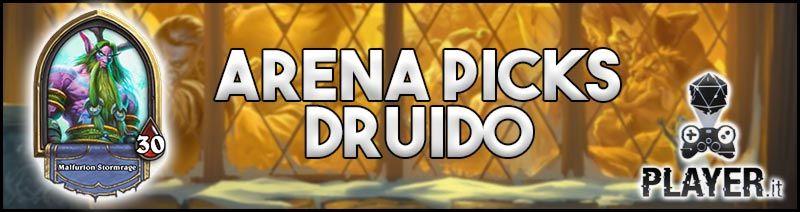 druido arena guida - hearthstone druido arena - hs druido arena pick