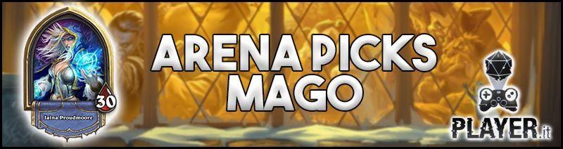 arena mago - mage arena - hearthstone mago pick - arena pick mago