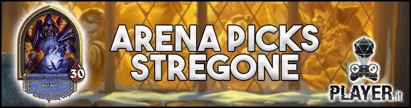 stregone pick arena - hearthstone guida stregone - warlock arena guida