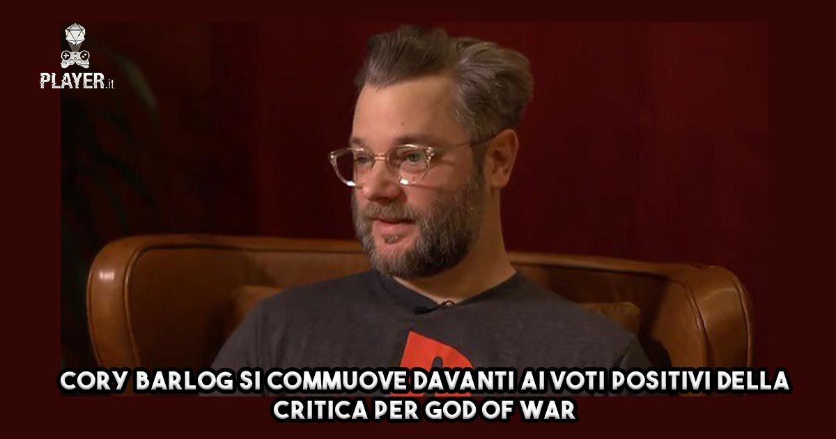 God of war cory barlog