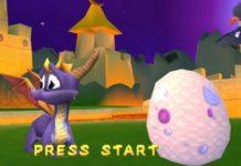 Spyro the dragon remaster