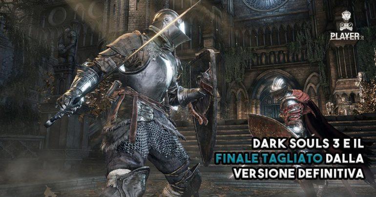 Dark Souls 3 Finale