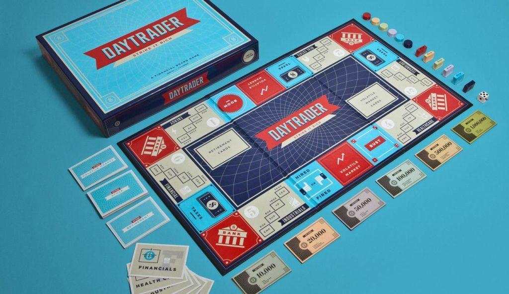 monopoly daytrader gioco da tavolo