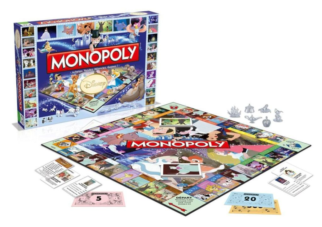 monopoly gioco da tavolo