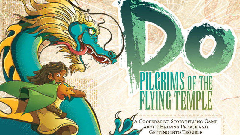Do - Pilgrims of the Flying Temple. Avery Alder ci gioca con i figli
