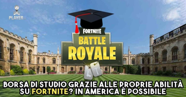Fortnite Borsa Di Studio