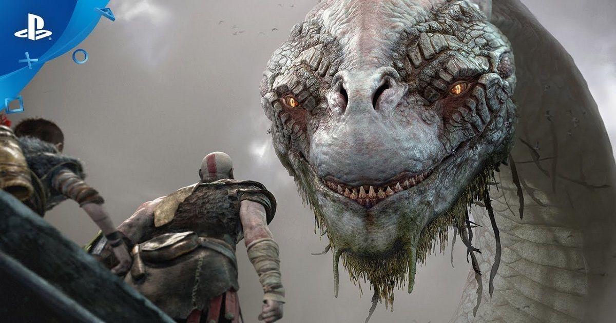 god of war ps4 come liberare tutti i draghi guide e soluzioni