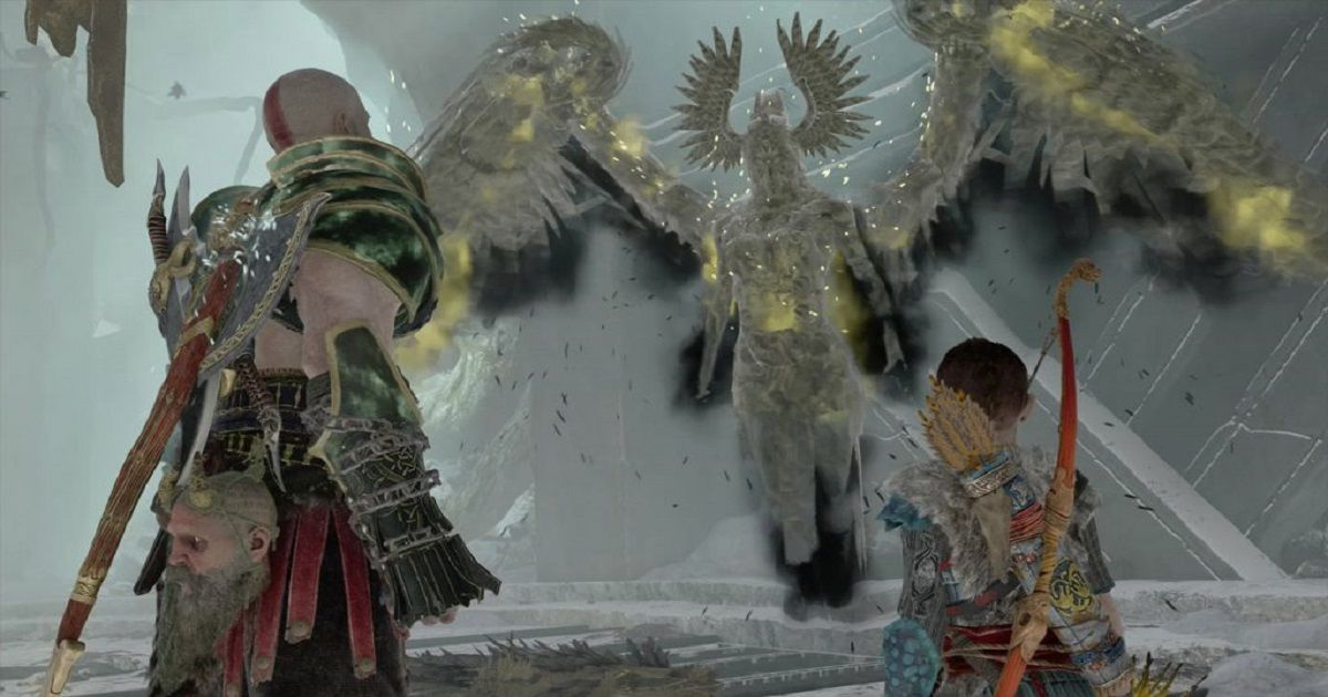 god of war come sconfiggere le valchirie
