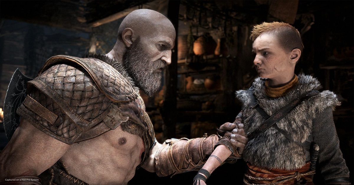 god of war ps4 voti stampa estera