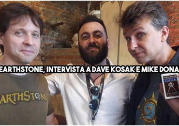 Hearthstone, intervista a Dave Kosak e Mike Donais