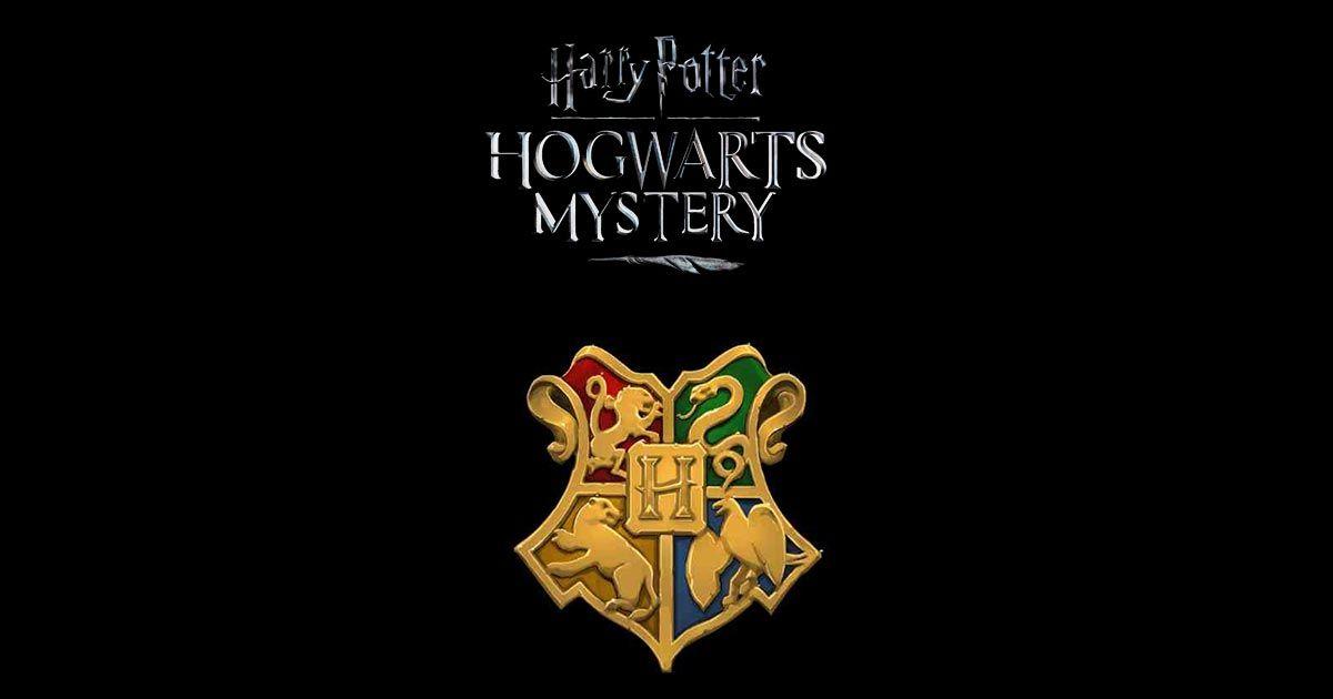 harry potter hogwarts mystery copertina