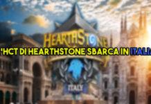 L'HCT di Hearthstone sbarca in Italia