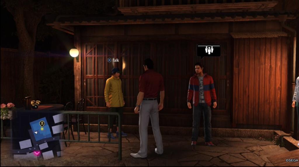 yakuza 6 codici