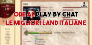 Migliori play by chat land italiane