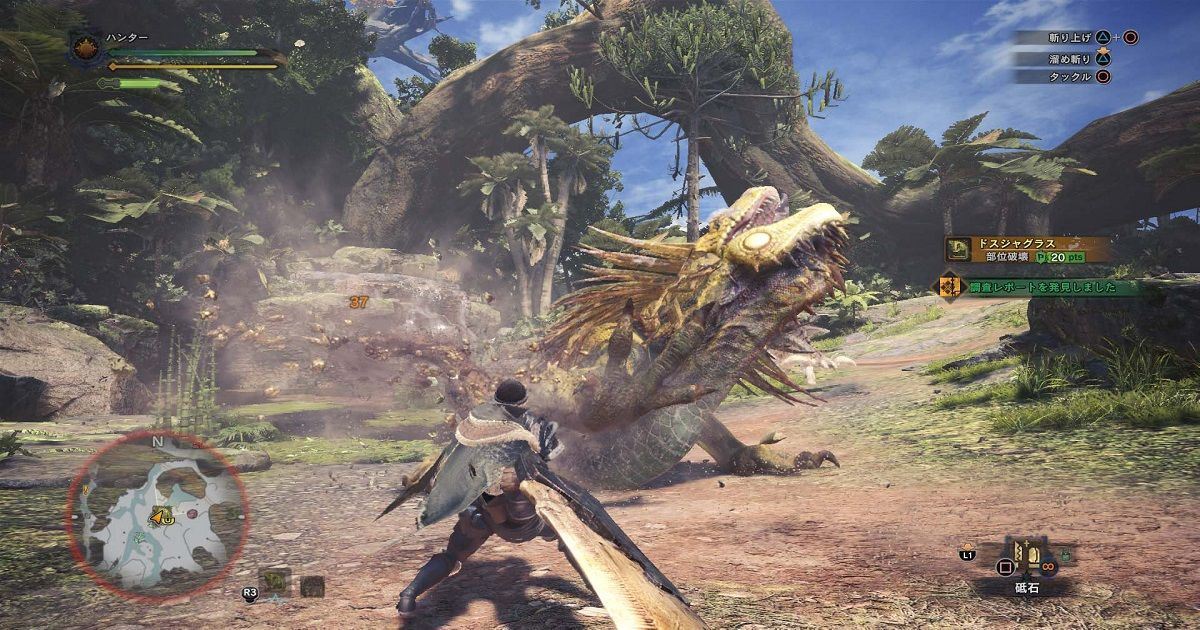 monster hunter world salute e stamina guida