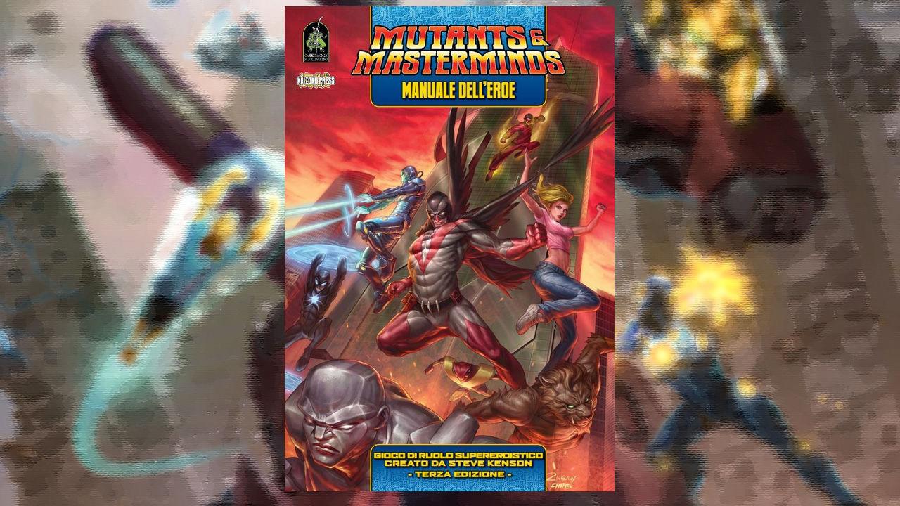 Mutants & Masterminds manuale