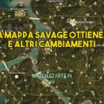 PUBG, la mappa Savage ottiene Squads e altri cambiamenti
