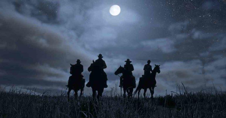 Red Dead Redemption 2 trailer tweet rockstar games