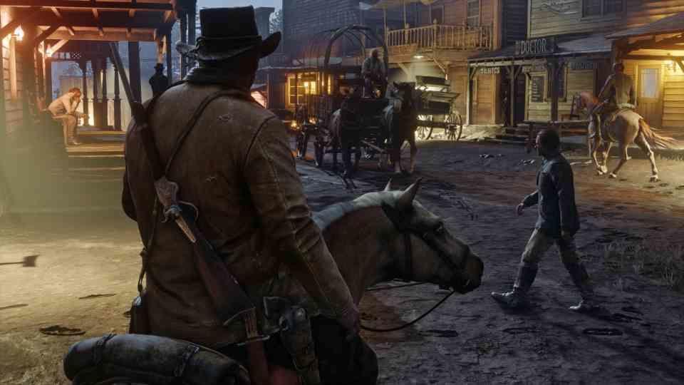 Red Dead Redemption 2 data uscita trailer