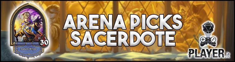 sacerdote pick arena - hearthstone pick sacerdote - hearthstone priest arena