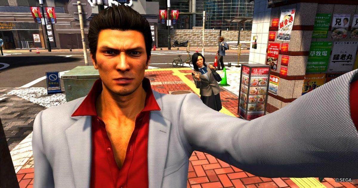 yakuza 6 guida combo
