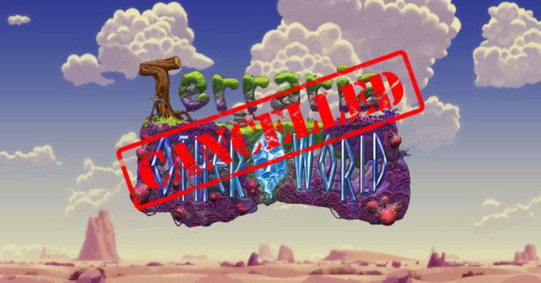 Terraria: Otherworld è stato cancellato dopo tre anni di sviluppo