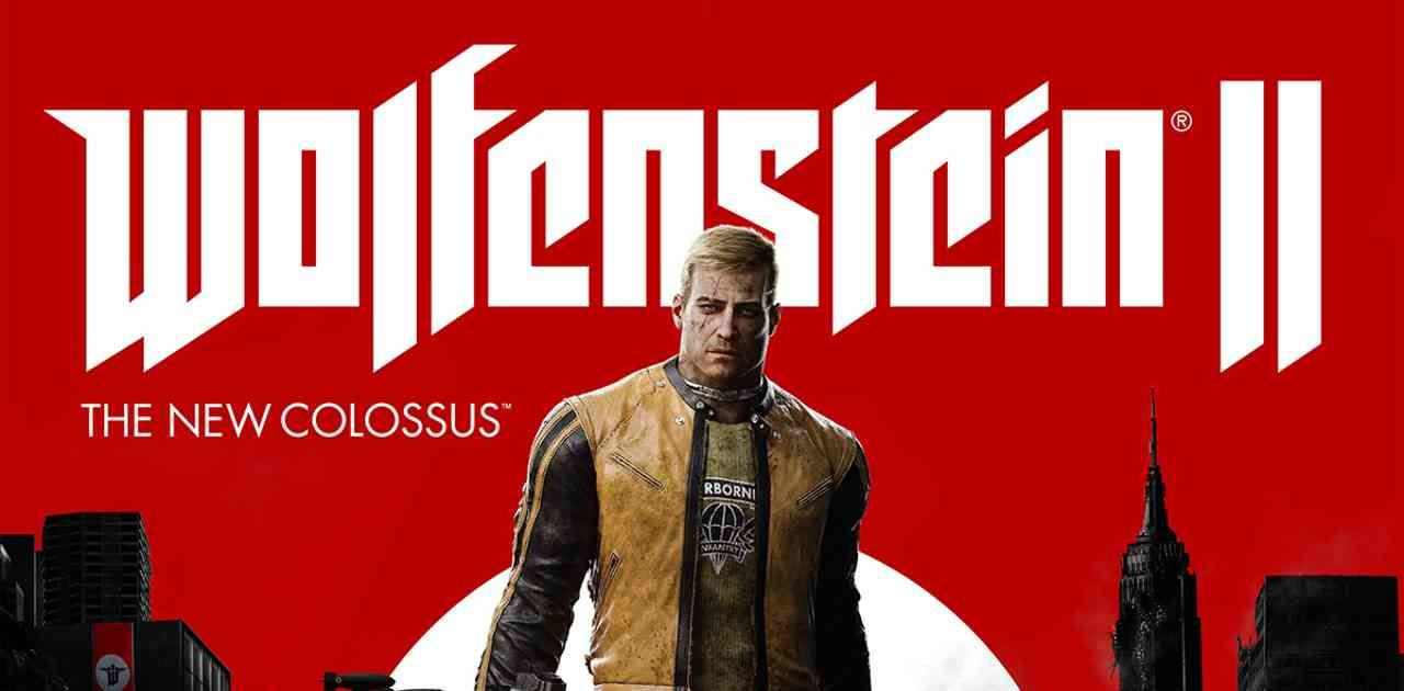Wolfenstein II: The New Colossus Switch