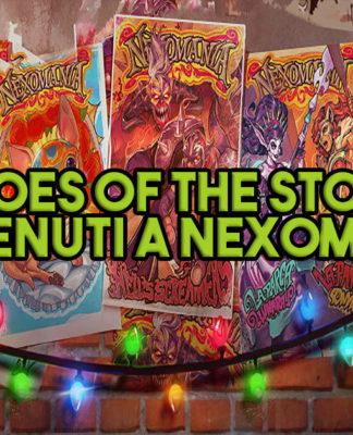 Heroes of the Storm: Benvenuti a Nexomania!