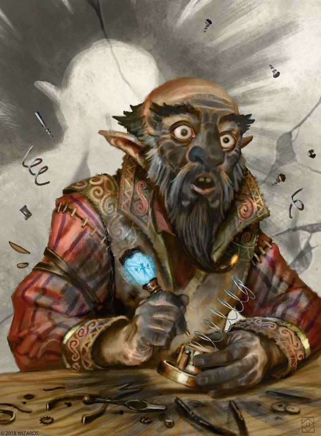 Gnomes dungeons and dragons