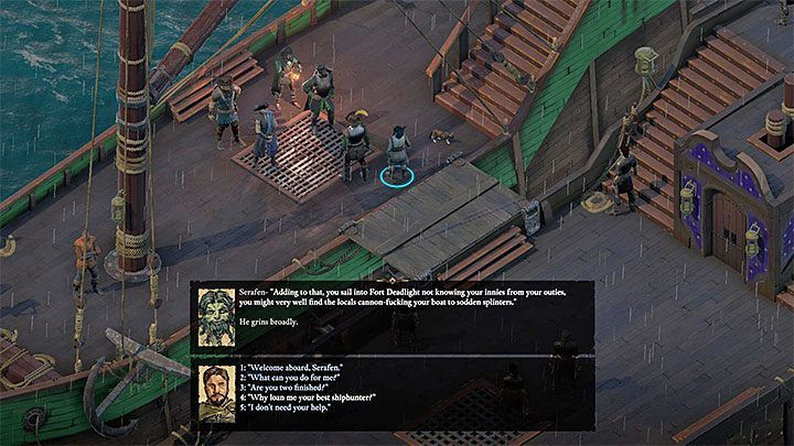 guida pillars of eternity 2