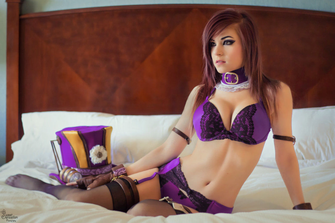 Cosplay BoudoirCaitlyn