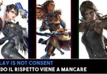 Cosplay is not consent: quando il rispetto viene a mancare