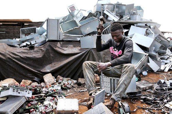 e-waste eric lundgren