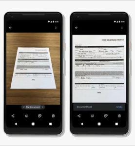 Google I/O 2018 Fix Document