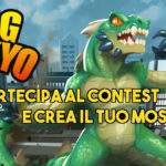 Aperto il concorso per creare il nuovo mostro di King of Tokyo