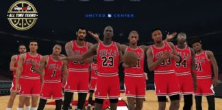 NBA 2K My Team Jordan