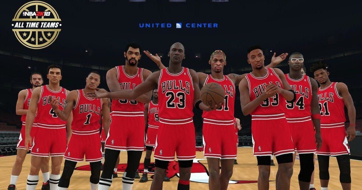 NBA 2K My Team Jordan