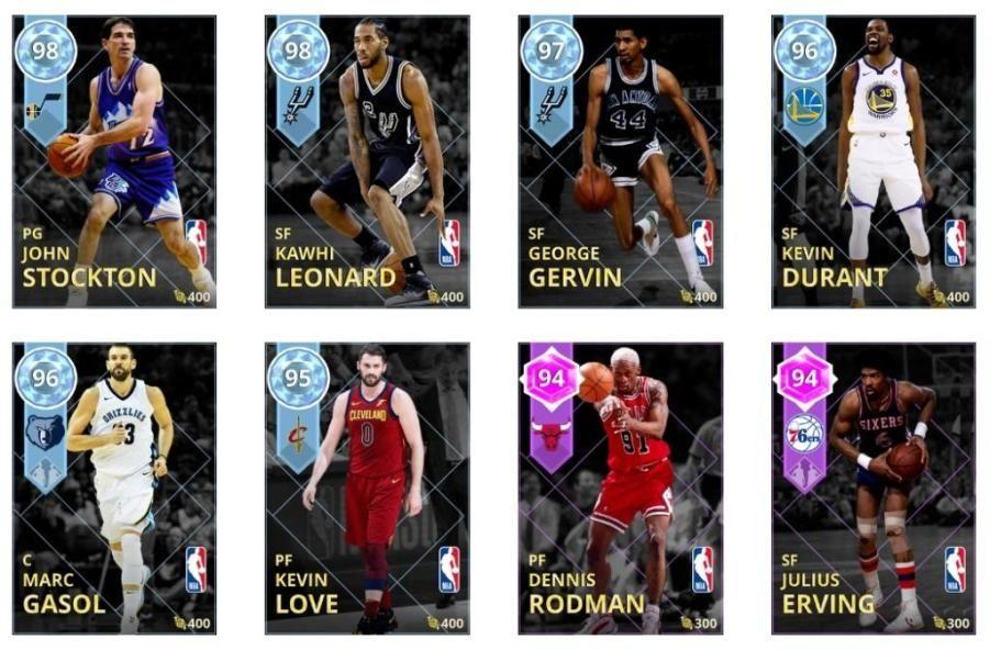NBA 2K My Team week 34 3