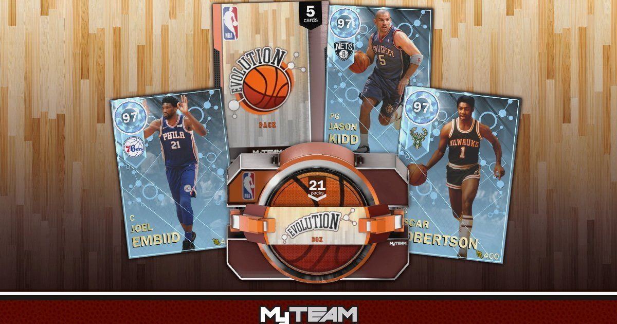 NBA 2K My Team week 35 copertina