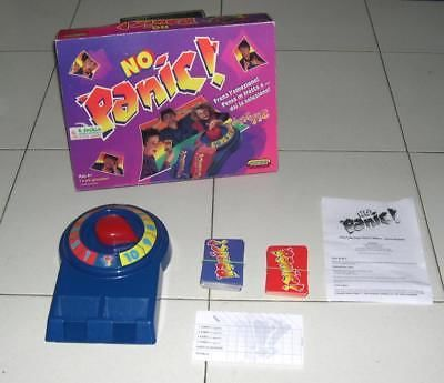 no panic party game