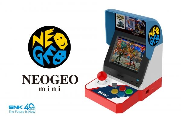 Neo Geo Mini SNK Metal Slug