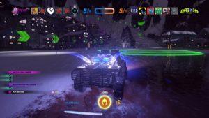 Onrush - Frostbite Lockdown