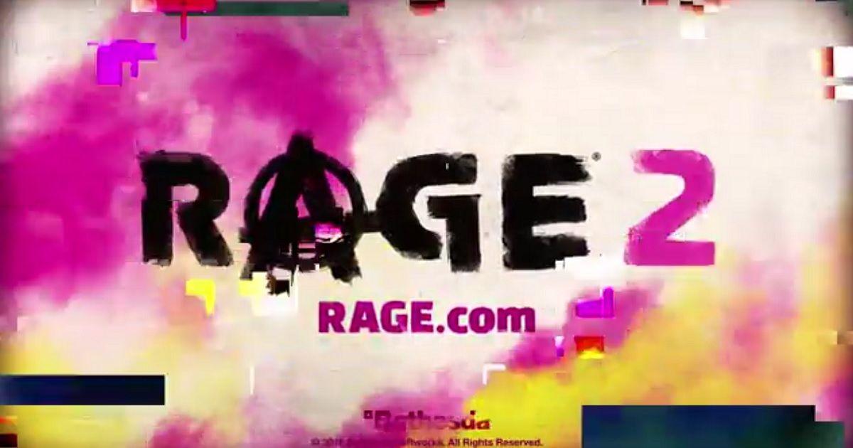 Rage 2 confermato con un leak